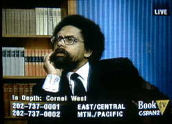 Cornel West on Book TV