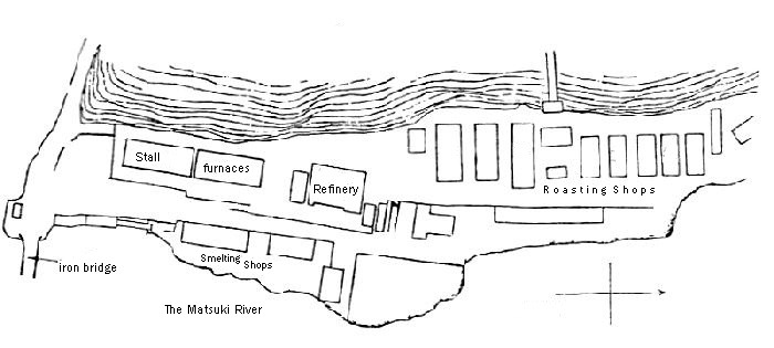 Plot Plan of Smelting Works